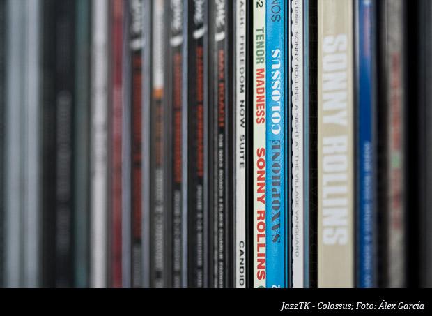 JazzTK-Colossus; Foto: Álex García