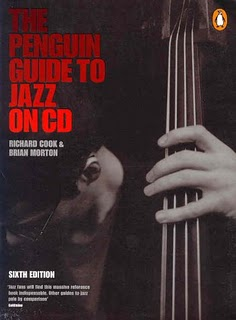 Portada del libro The Penguin Guide to Jazz