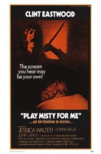 Póster de la película Play Misty for me