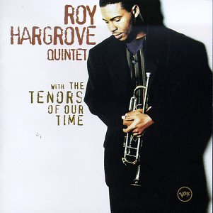 Portada With the Tenors of Our Time - Hargrove