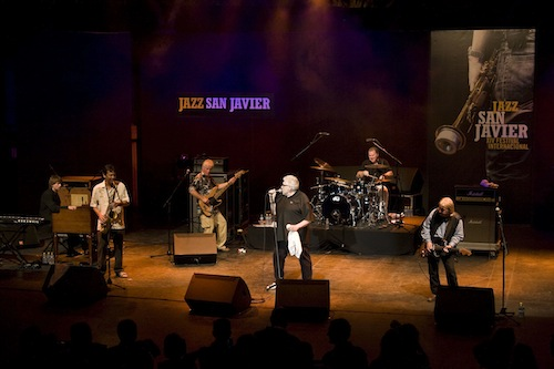 Chris Farlowe & The Norman Beaker Band: Copyright: RMellado/Jazz San Javier