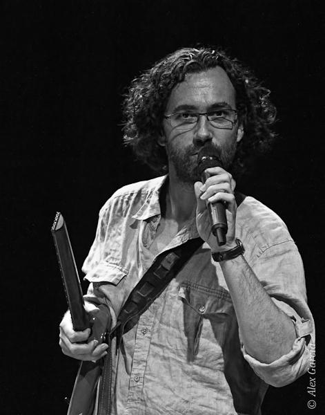 Óscar Peñas Quartet; © Álex García