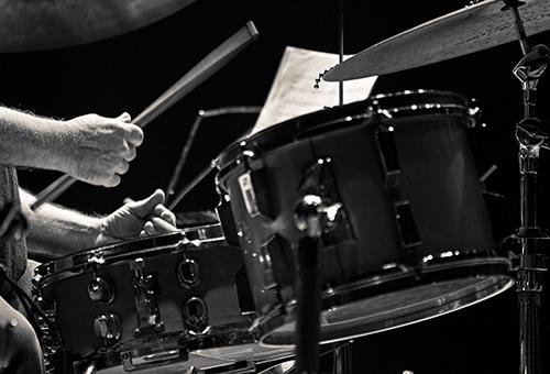 Diego Clanchet marcaba el ritmo; © Álex García