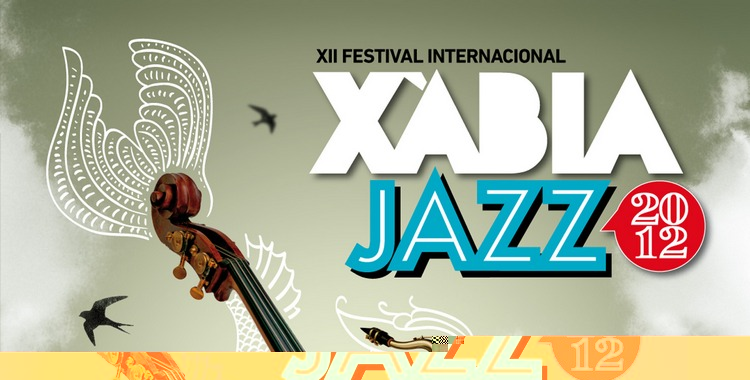 Xábia Jazz 2012: Cartel