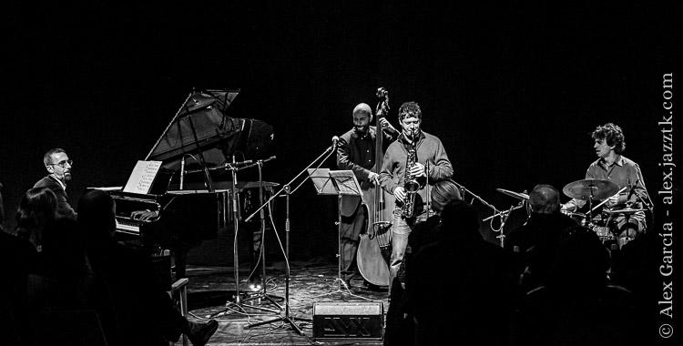 Concierto: Dmitry Baevsky Quartet, una buena sesión de Hard Bop