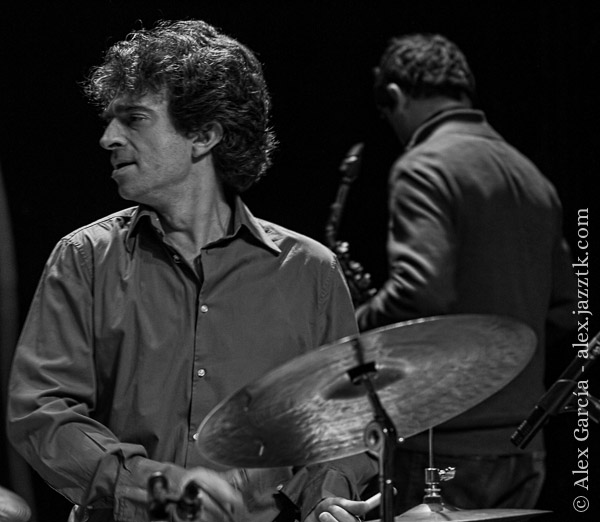 Dmitry Baevsky Quartet-Dani García