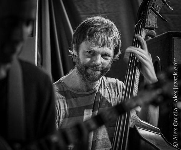 Albert Vila Quartet-Marko Lohikari; © Álex García
