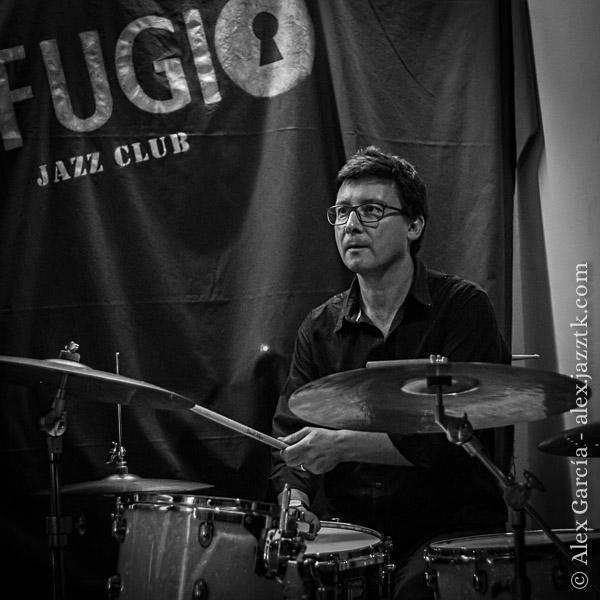 Albert Vila Quartet-David Xirgu; © Álex García