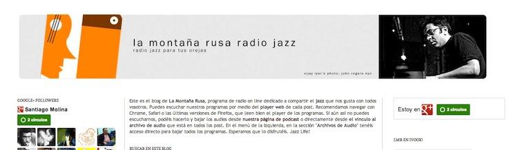 JazzTK Podcast 2×09: Entrevistamos a Santy Molina y escuchamos blues