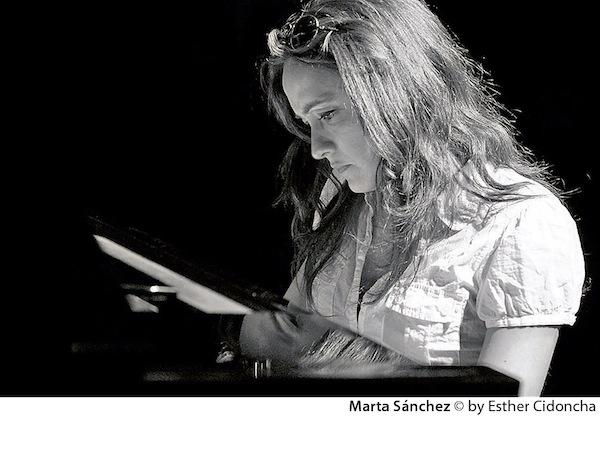 Marta Sanchez by Esther Cidoncha