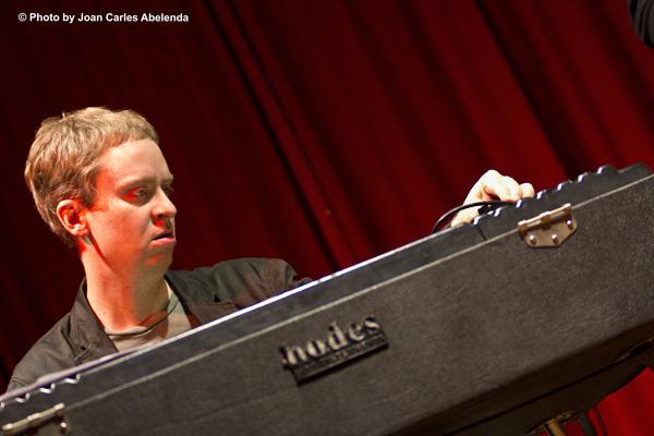 Matt Mitchell; ©Joan Carles Abelenda