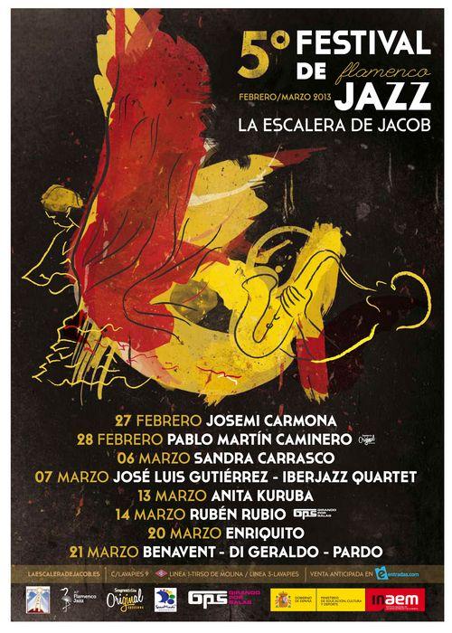 V Festival de jazz de La escalera de Jacob