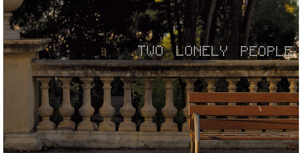 two lonely people0