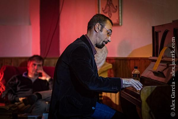 Fabio Miano Trío plays Monk © Álex García