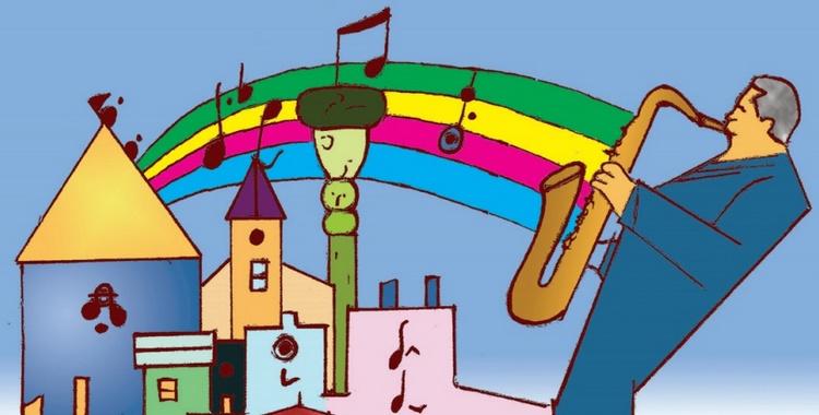 Músicas sin fronteras 2013