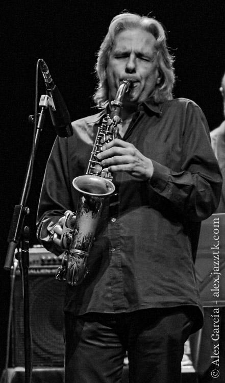Joe Magnarelli Quintet featuring Perico Sambeat; © Álex García
