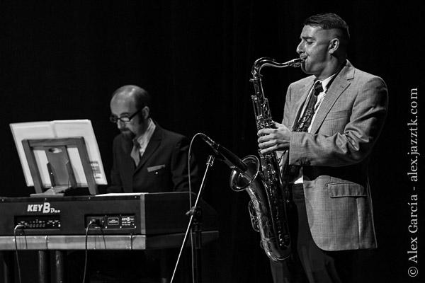 Jeff Jerolamon's Swing Thing-Enric Peidró y Sergio Albentosa