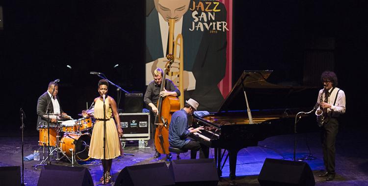 Concierto: China Moses & Raphaël Lemonnier ¿aburrido el jazz?