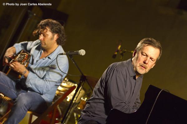 Josemi Carmona & Ignasi Terraza © Joan Carles Abelenda