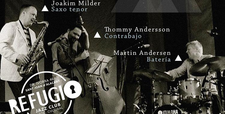 Andersen-Milder-Andersson Trio