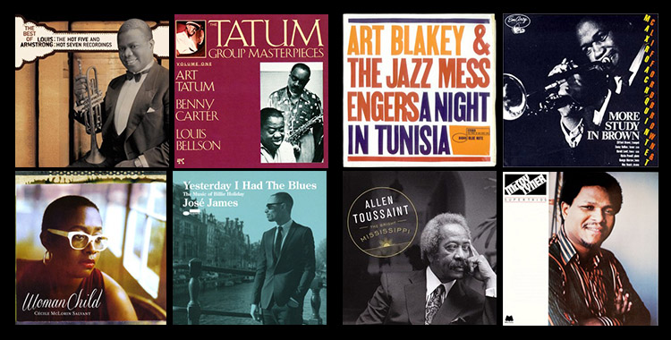 Blues en jazz
