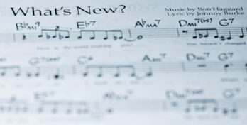 Partitura What's New