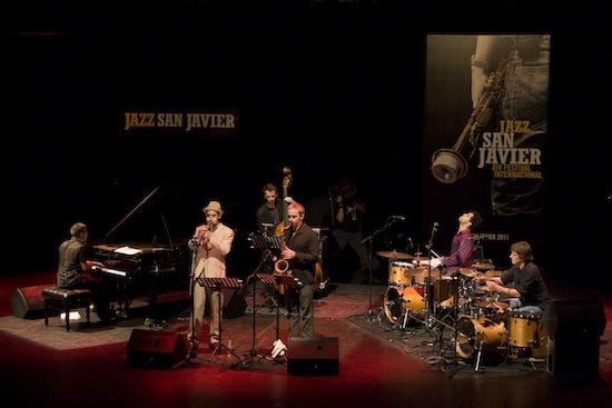 Raynald Colom Sexteto - Copyright: RMellado/Jazz San Javier