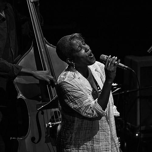 Rene Marie en Jazz San Javier; © Álex García