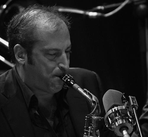Bob Sands en Xábia Jazz 2011; ©Álex García