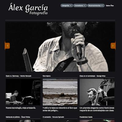 Álex García fotografía