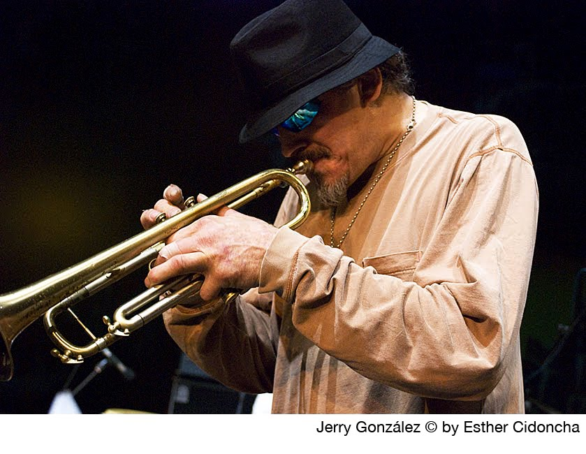 Jerry González - Esther Cidoncha