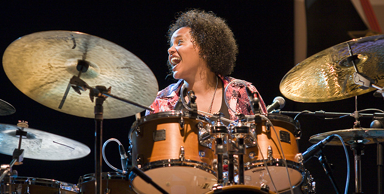 Terri Lyne Carrington - The Mosaic Project-0; ©RMellado/Jazz San Javier