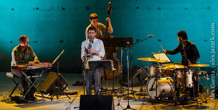 Uri Gurvich Quartet; © Álex García