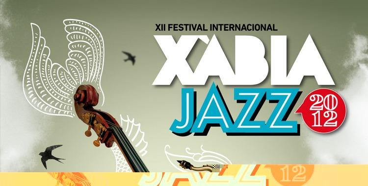 Xábia Jazz 2012: Cartel