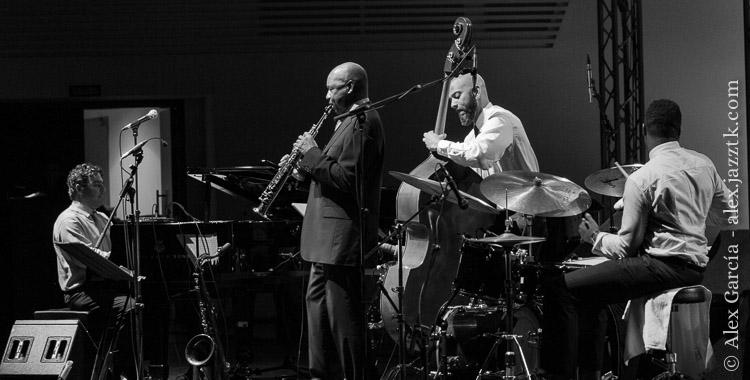 Branford Marsalis Quartet - Branford Marsalis, Eric Revis